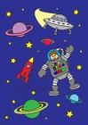 Imagen el espacio