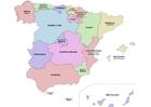Imagen España - Comunidades Autónomas