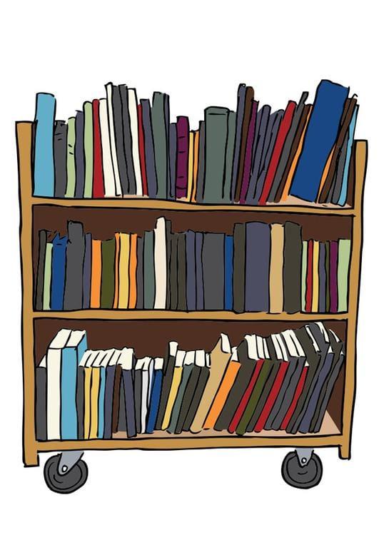 Imagen estanter a de libros img 26270 - Estanterias de libros ...