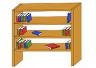 Imagen estantería
