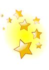 Imagen estrellas de navidad