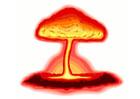 Imagen explosión atómica