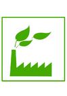 Imagen fábrica ecológica