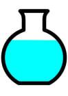 Imagen frasco de laboratorio