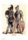 Imagen Guerreros romanos