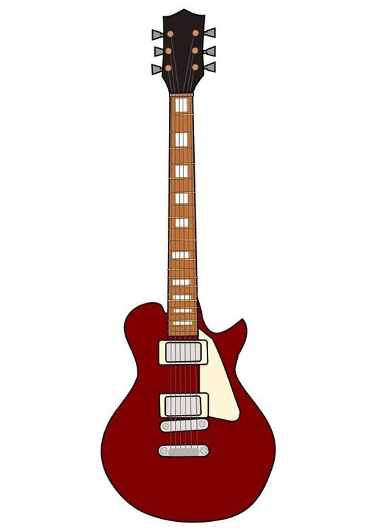 Imagen Guitarra eléctrica - Img 10459