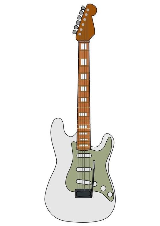imagen guitarra el 233 ctrica fender im 225 genes para imprimir