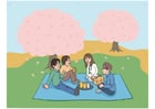 Imagen ir de pícnic