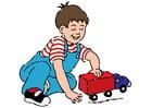Imagen jugar con coche
