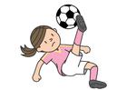 Imagen jugar futbol