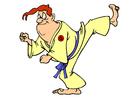 Imagen karate