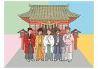 Imagen kimono