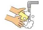 Imagen lavarse las manos