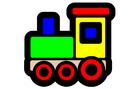 Imagen locomotora