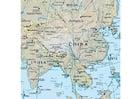 Imagen Mapa de China
