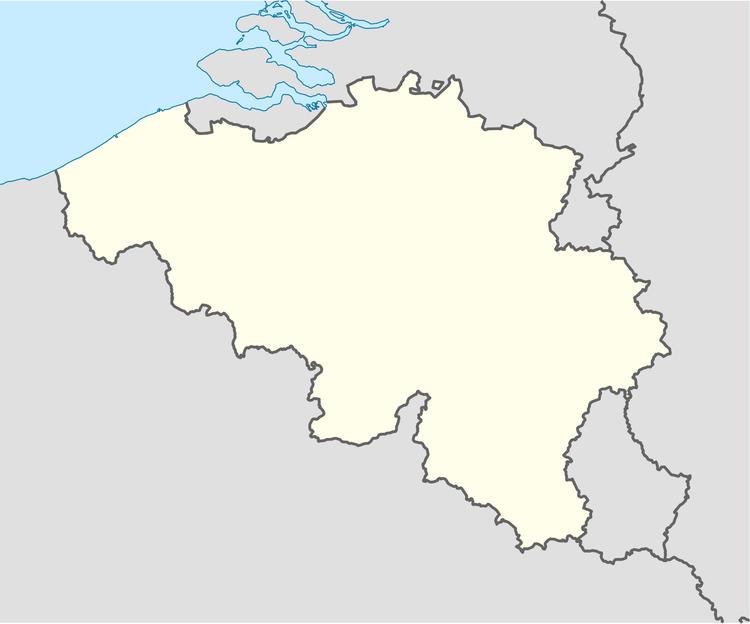 imagen mapa en blanco de blgica