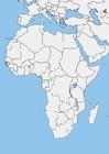 Imagen Mapa en blanco de África