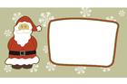 Imagen marco de Navidad