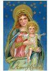 Imagen María y Jesús