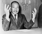 Foto Martin Luther King