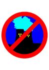 Imagen no a la energía nuclear