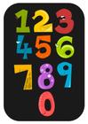 Imagen números