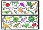 Imagen Orla de verduras