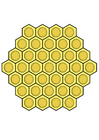 Imagen panal de miel