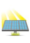 Imagen panel solar
