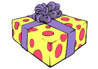 Imagen paquete de regalo