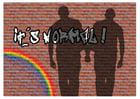 Imagen pareja homesexual