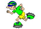 Imagen patinar