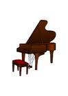 Imagen piano de cola