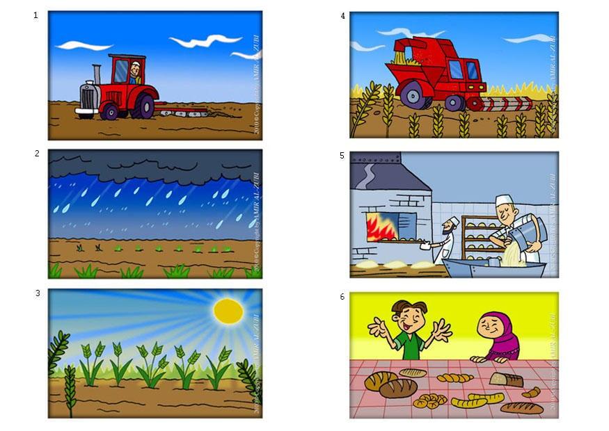 Circuito Productivo Del Pan : Imagen proceso de elaboración del pan img