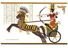 Imagen Ramsés II - Batalla de Kadesh
