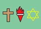 Imagen religión - ética