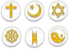 Imagen Religiones - ideologías
