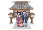 Imagen ropa tradicional de Japón