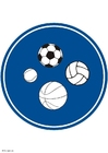 Imagen Se permite jugar a la pelota