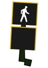 Imagen semáforo para peatones - continuar