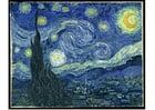Imagen Starry Night - Vincent Van Gogh