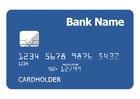 Imagen tarjeta bancaria - parte delantera
