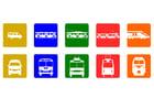 Imagen transporte público