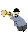 Imagen trompetista