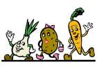 Imagen verduras