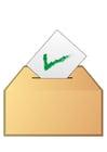 Imagen votar - sí