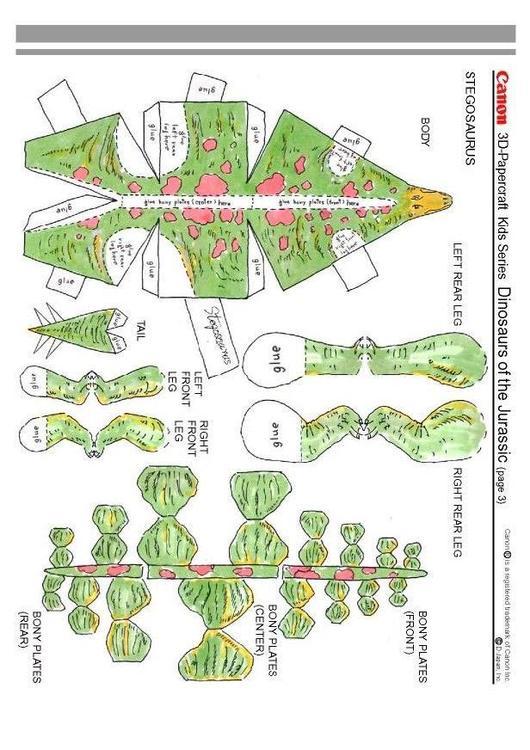 Manualidades jur sico manualidades y bricolaje para ni os 4653 - Manualidades y bricolaje ...