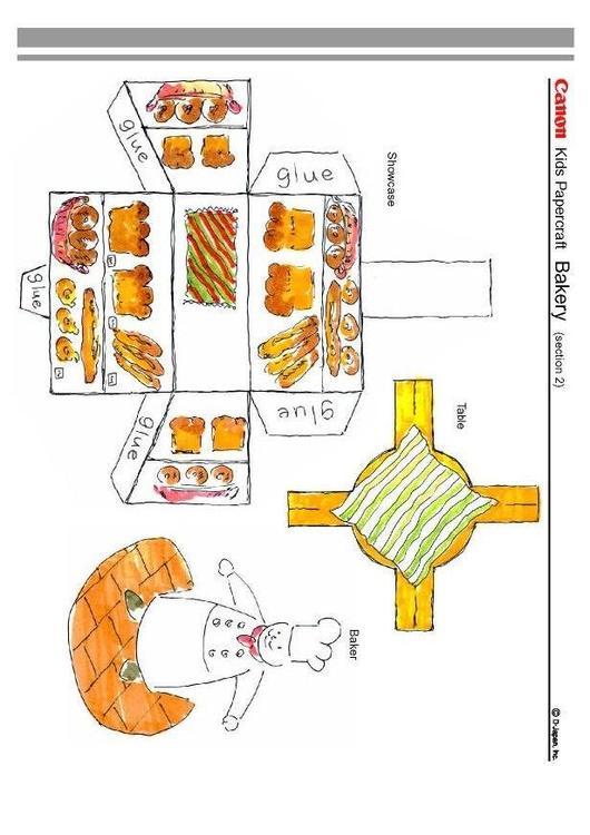 Manualidades panader a manualidades y bricolaje para ni os 4672 - Manualidades y bricolaje ...