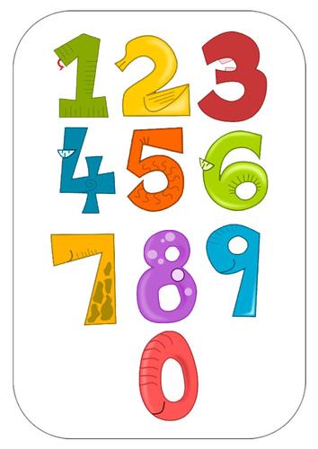 Imagen números 2